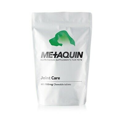 Joint Care 900 mg X 60 tablets Supplement for older stiff dogs Glucosamine +more