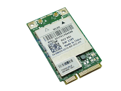 Dell Wireless 1395 802.11g PCI Express Mini Card