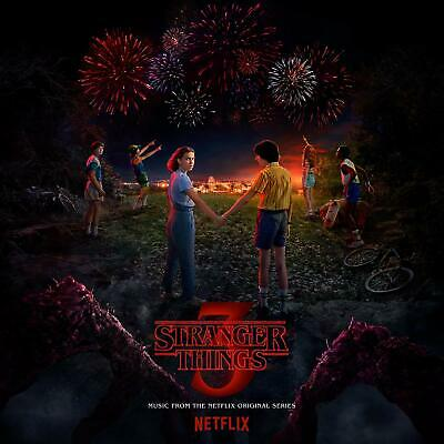 Stranger Things Series 3 - Soundtrack [CD] - Sent Sameday*
