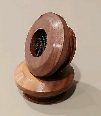 B-STOCK: Modified Walnut GS1000-style Cups for Grado/Alessandro Headphones