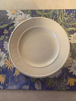 "TWO Wedgwood Edme Salad Plates ENGLAND 8"" ~ Excellent"