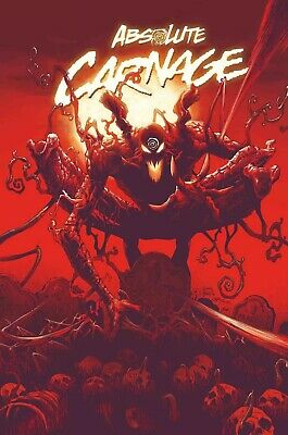 Absolute Carnage #1 (2019) 1st Print Cover NM Pre-sale 8/7/19 Big Discount!
