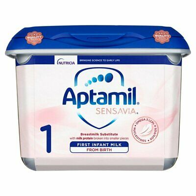 Aptamil Sensavia 1 First Baby Milk Formula From Birth 800g