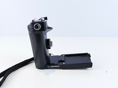 Bronica Etr Speedgrip E Winder Flash Grip For Etrs Etrs-I Etrsi