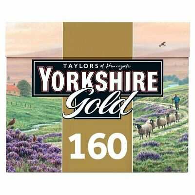 Yorkshire Gold Teabags 160 per pack