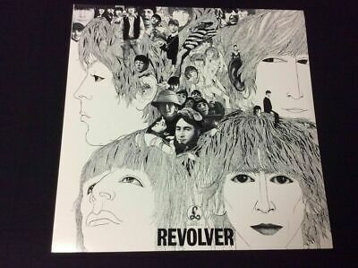 THE BEATLES REVOLVER Vinyl LP CAPITOL RECORDS C1 0777 46441 12 MINT