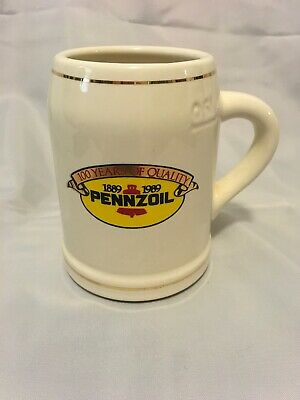 Pennzoil 100 Years Of Quality Oil City August 1989
