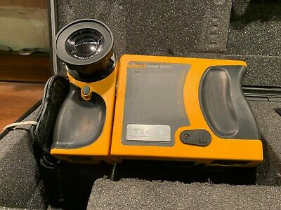 Fluke Thermal Imager IR Flexcam Ti40 plus Ti SBC Battery Charger in Carry Case