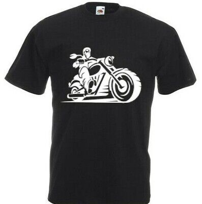 Harley Davidson Tshirt, diff sizes ,colours, fast delivery chopper, motorbike