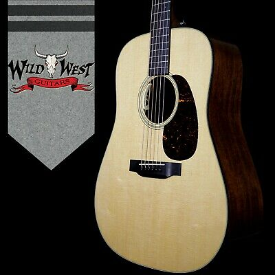 Martin USA Standard Series D-18 E LR Baggs Anthem Electric-Acoustic Guitar