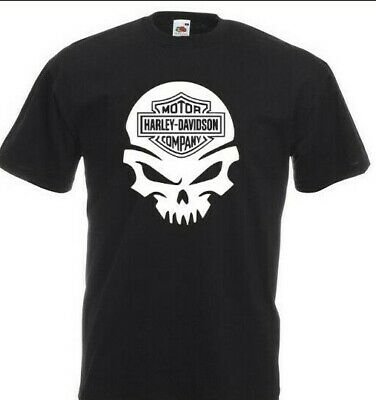 Harley Davidson Tshirt, various sizes ,colours,fast delivery chopper, motorbike