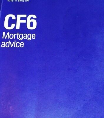 Cii CF6 Mortgage Advice Mock exam paper - Revision - 100 questions and answers