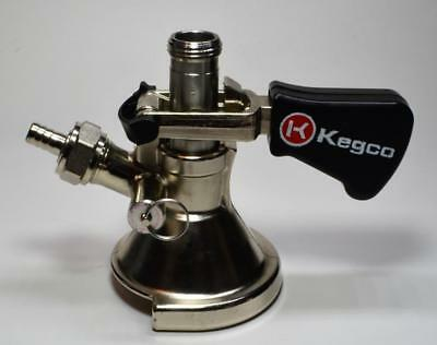 NEW? Kegco KT1104W-A German Slider A System Keg Coupler