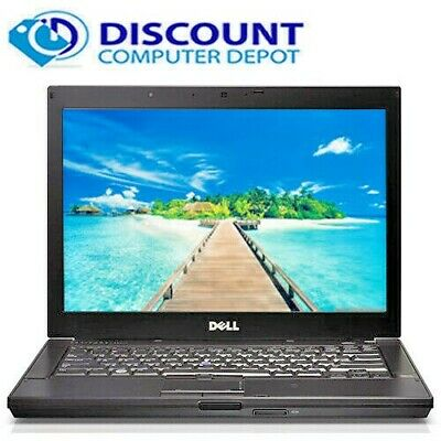 Dell Latitude E-Series Laptop Notebook PC Windows 10 Intel Core 2 Duo 4GB 1TB