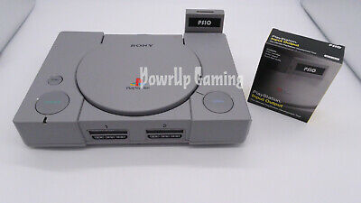MODDED PLAYSTATION 1 PS1 PSX PSOne PSIO SD Card Reader