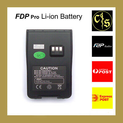 FDP Pro Rechargeable Li-ion Battery Pack