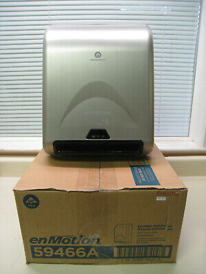 """EnMotion 59466A 8"""" Recessed Automated Touchless Paper Towel Dispenser Ships Free"""