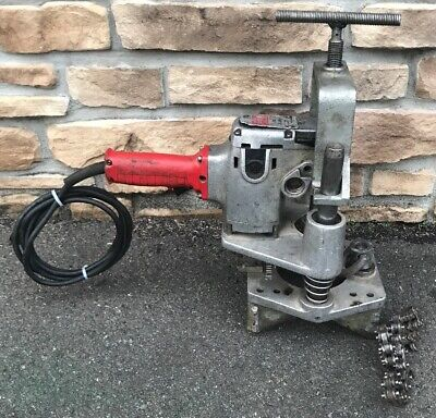 Victaulic VHCT-900 T-Drill Hole Cutting Pipe Drill Ridgid Rigid 300 #3