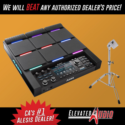 NEW Alesis Strike MultiPad Drum Controller +USED Roland Pad Stand! CAs #1 Dealer