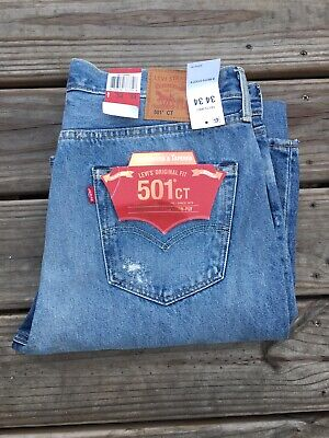 e2b5b78a LEVI'S 501 CT Jeans for Women Cali Cool NWT Style 178040002 - $34.65 ...
