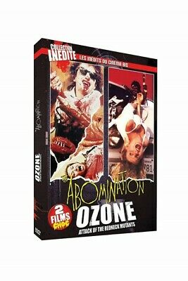 Coffret les inédits du gore : Ozone / abomination DVD NEUF SOUS BLISTER