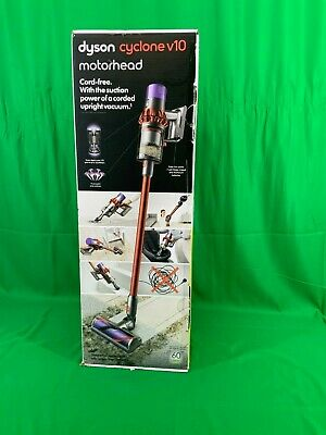 Dyson Cyclone V10 Motorhead Lightweight Cordless Stick Vacuum Cleaner(21675-2RK)