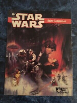 star wars rpg  Rules Companion west end games