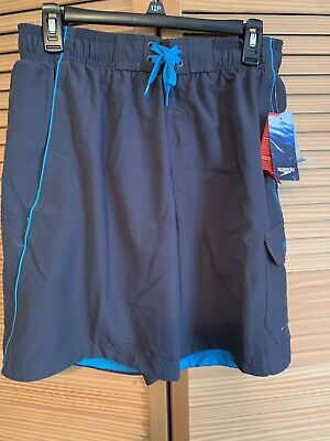 caa81a13bb NWT MENS SPEEDO swim trunks board shorts - size small - $10.00 ...