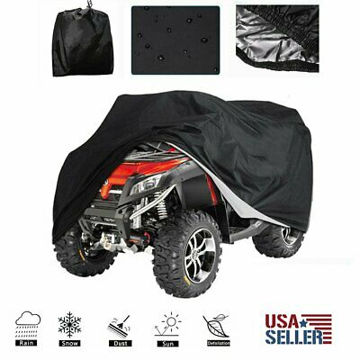 ATV Cover w// Storage Bag 190T For Polaris Sportsman 550 EFI XP 09-14 570 14-18