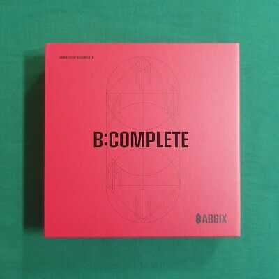 [Pre-Owned / No Photocard] AB6IX EP Album B:COMPLETE S ver - CD/ Booklet