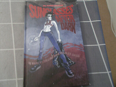 Sunglasses After Dark The Full Blooded Collection graphic novel