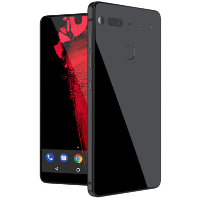 Essential - 128GB - Black Moon (Unlocked) Smartphone C