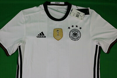 8f5f004de6 ADIDAS MEN'S GOTZE Germany Home Soccer Jersey, AI5014, White, US ...