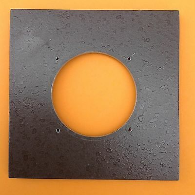 """Graphic View 1 or II lens board, drilled 1.95"""""""