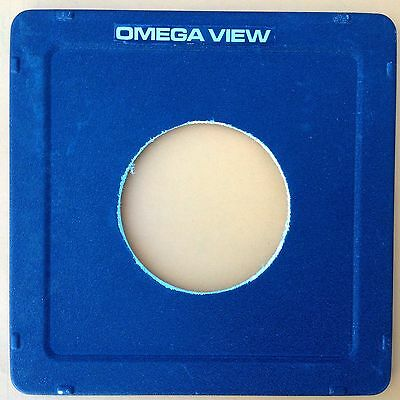 Omega View lens board, 69mm