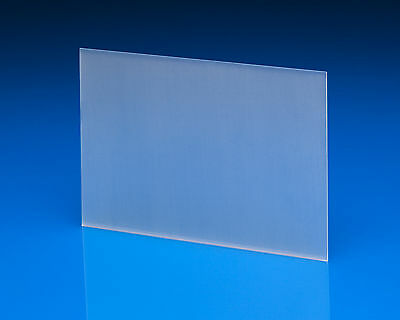 9.4cm x13.8cm GROUND GLASS, New,2mm thick for Voigtlander Bergheil