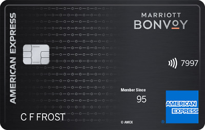 Marriott Bonvoy Brilliant Amex Card - 75k points, $300 Credit and $30 from me