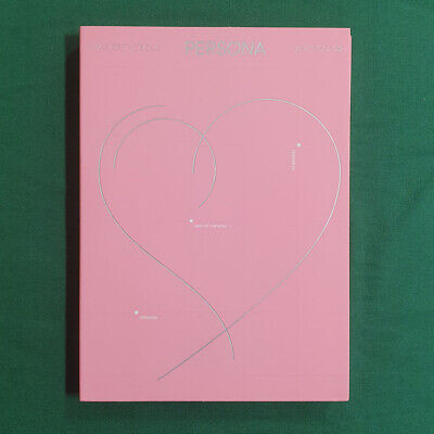 [Pre-Owned/No Photocard] BTS Map of The Soul : Persona ver 02 Album - CD/Booklet