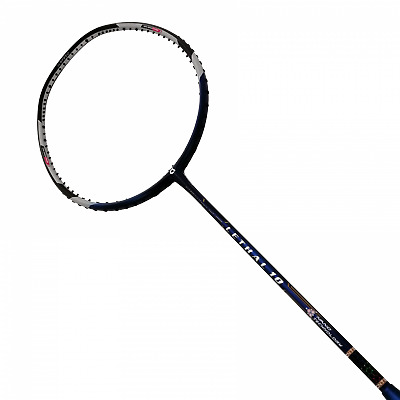 APACS LETHAL 10 Blue Badminton Racket Free String and Grip