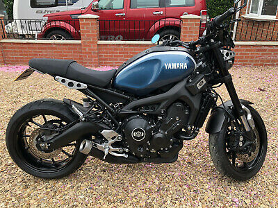 2017 Yamaha XSR900 - Only 2,300 Miles - Excellent Condition, FSH