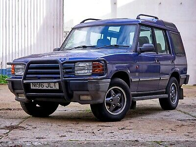 Land Rover Discovery 2.5 ES TDI Auto 5dr