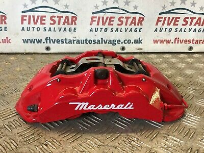 Maserati Ghibli / Quattroporte Genuine BREMBO OS Right Front Brake Caliper