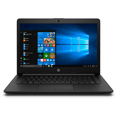 HP 14-cm0200ng (4EN30EA) 14 Zoll Notebook AMD Ryzen 3 8GB RAM win10
