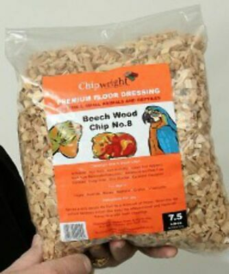 Floor Dressing Birds Reptiles And Animals 60ltr *DAMAGED PACKAGING + Food Scoop