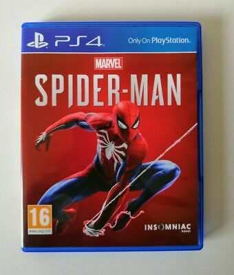 Marvel's Spider-Man [Spiderman] PS4 SAME DAY Dispatch [Order By 4pm]