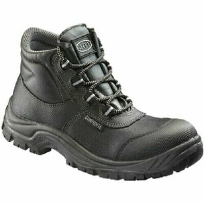 Graft Gear G401 Metal Free Black Work Safety Boots PPE