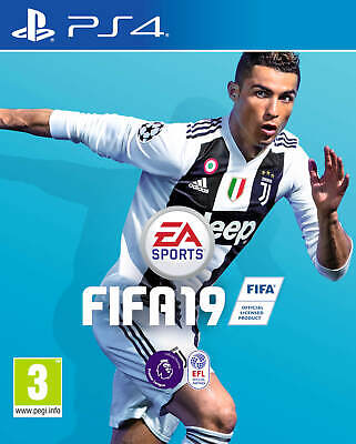 FIFA 19 PS4 (Playstation)   BRAND NEW & SEALED - SUPER FAST SAME DAY DISPATCH!