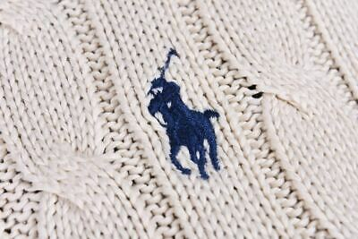 Polo by Ralph Lauren Classic Crew Neck Jumper Size S
