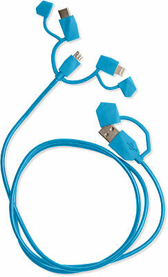 Outdoor Tech Calamari 2.0 3 in1 Charge Cable