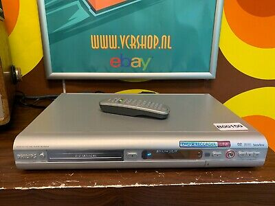 Philips DVDR615 - DVD Recorder + Remote